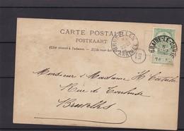 N° 56 / CP De BRAINE LE COMTE - 1893-1907 Coat Of Arms