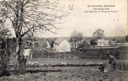 PEYRELEVADE VUE GENERALE DU VILLAGE DE VINZANT - France