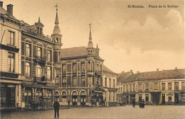 St-Nicolas NA24: Place De La Station - Sint-Niklaas