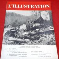 WW2 L'Illustration N°5151 Novembre 1941 Funérailles Général Huntziger à Vichy,Renaissance Village Oppède Le Vieux - L'Illustration