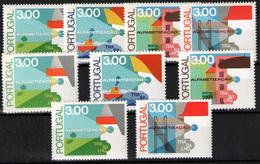 Portugal Nº 1302/5. Año 1976 - 1910-... République