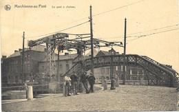 Marchienne-au-Pont NA65: Le Pont à Chaînes 1920 - Charleroi