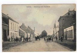Schilde - Steenweg Naar Turnhout 1908 Uitg. Aug. Beullens 3918 - Schilde