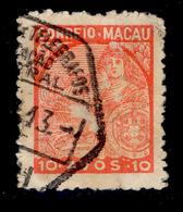 ! ! Macau - 1945 Padroes 10 A - Af. 325 - Used - Oblitérés