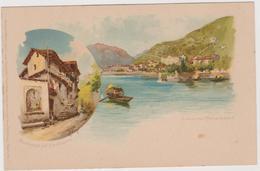 Locarno (CH) , Illustrata Da Prosdocimi, Della Serie N° 1064  - F.p. -  Primi Anni '1900 - TI Tessin