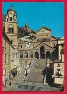 CARTOLINA VG ITALIA - AMALFI (SA) - Il Duomo - 10 X 15 - 1966 VISITATE L'ITALIA - Salerno