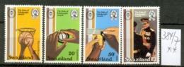 SWAZILAND - 384/7  Jugendförderpreis  Kpl.Ausg.postfrisch - Swaziland (1968-...)