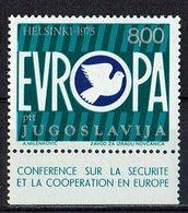 Jugoslawien 1975 // Mi. 1618 ** - 1945-1992 Sozialistische Föderative Republik Jugoslawien