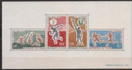 Niger - 1964 - Bloc Feuillet BF N°Yv. 4 - Olympics / Tokyo 64 - Neuf Luxe ** / MNH / Postfrisch - Niger (1960-...)