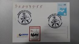 Scout - 100 Años De Los Rovers - Cayado Y Canoa - CABA -  10/11/2018 -  Argentina - Matasellos (#1) - Movimiento Scout