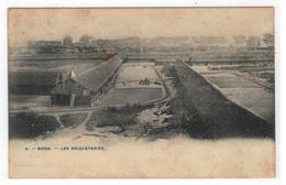 4. - BOOM - LES BRIQUETERIES 1906 - Boom