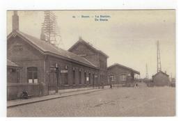 29. - Boom - La Station  De Statie 1914 - Boom