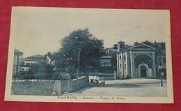 Gavirate - Armino - Piazza S.Carlo   ------------ 502 - Italia