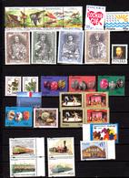 Pologne 1994-95, Poissons, Trains, Rois, Théâtre, Entre 3297 Et 3338**, Cote 20,30 € - 1944-.... República