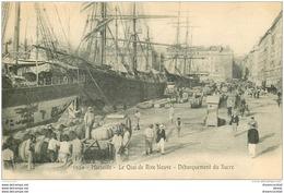 WW Promotio 13 MARSEILLE. Le Débarquement Du Sucre Quai Rive Neuve - Marseille