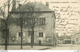 WW 03 DOMPIERRE-SUR-BESBRE. La Mairie 1921 - France