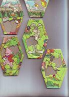 Lot De Pieces De Puzzles Six De Savoie -- Puzzles Incomplets - Puzzles