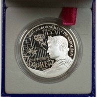 Coffret BE 1 Euro 1/2 France 2004 Bicentenaire Couronnement Napoléon 1er - Francia