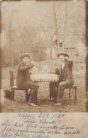 Gartenfest Stempel BÖSCHWIT (Saale), Gel.1904 - Europa