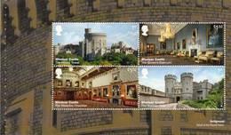 GREAT BRITAIN 2017 Windsor Castle Prestige Booklet Pane 3921b - Libretti