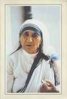 Aandenken Aan Moeder TERESA. ° Skopje (Macedonië) 27/08/1910 - + Calcutta (India) 05/09/1997. - Prix Nobel