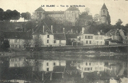2019 - INDRE - 36 - LE NLANC - Vue De La Ville Haute - Le Blanc