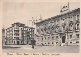 MONZA - PIAZZA TRENTO E TRIESTE - PALAZZO COMUNALE - Monza