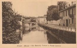 MONZA - VIA GERARDO TINTORE E FIUME LAMBRO - Monza