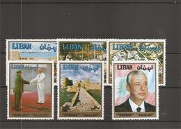 Liban  ( 315/320 XXX -MNH) - Libanon