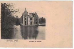 Chateau De Moustier - Environs D'Ath - Frasnes-lez-Anvaing