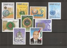 Liban  ( 328/336 XXX -MNH) - Lebanon