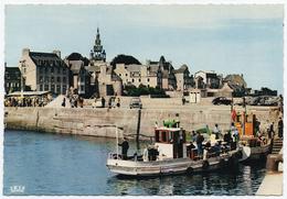 29 ROSCOFF - 1826 - Edts Lumicap - Le Port, Vedettes De L'Ile De Batz. - Roscoff