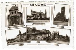 Ninove - Multi-vues - Uitg. Huis Avoux - 2 Scans - Ninove