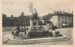 DESIO - MONUMENTO A S.S. PIO XI - Monza