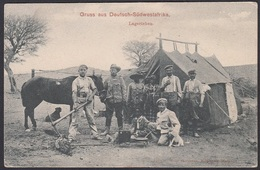 AK - NAMIBIE, ( Deutsch-Sûd West Afrika ) Lagerieben - Namibie