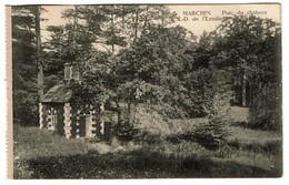 Marchin - Parc Du Château - N.D. De L'Ermitage - Edit. Médart - 2 Scans - Marchin