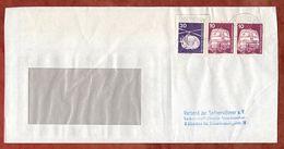 Brief, Rettungs-Hubschrauber U.a., Muenchen 1976 (77435) - BRD