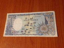 CONGO  1000 F -  Banque Des Etats De L'afrique Centrale  TTB -  ( Port à Ma Charge ) - República Del Congo (Congo Brazzaville)