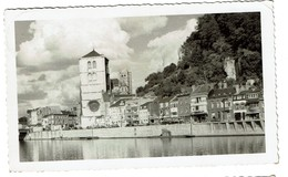 Huy - Collégiale Notre-Dame - Carte Photo - Circulée - 2 Scans - Hoei