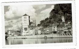 Huy - Collégiale Notre-Dame - Carte Photo - Circulée - 2 Scans - Huy