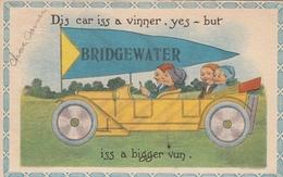 Auto Greetings , BRIDGEWATER , Nova Scotia , Canada , 1914 - Nova Scotia