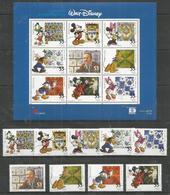 PORTUGAL - MNH - Walt Disney - Disney