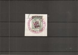 Luxembourg ( 1 Timbre De Taxe Communale De Esch-sur-Alzette Sur Fragment à Voir) - Luxemburg