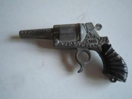 Ancien Petit Jouet Pistolet à Amorce Lora 081 - Non Classés