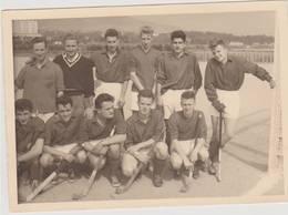41306 -    Hockey  Sur  Gazon - Carte  Photo  Jo   -  Liege - Cartes Postales