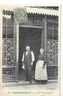 Mont-Saint-Michel - M. Et Mme Poulard Aîné, 1907(?) - Le Mont Saint Michel