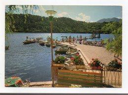 Levico Terme (Trento) - Il Lago Col Lido - Viaggiata Nel 1982 - (FDC16444) - Trento