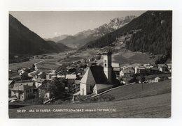 Campitello (Trento) - Verso Il Catinaccio - Viaggiata Nel 1954 - (FDC16445) - Trento