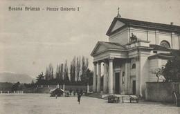BESANA BRIANZA - PIAZZA UMBERTO I - Monza