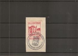 Luxembourg ( 1 Timbre De Taxe Communale  De Echternach Sur Fragment à Voir) - Luxembourg